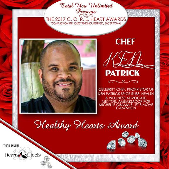 Chef Ken Patrick