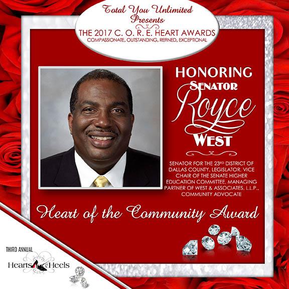State Senator Royce West